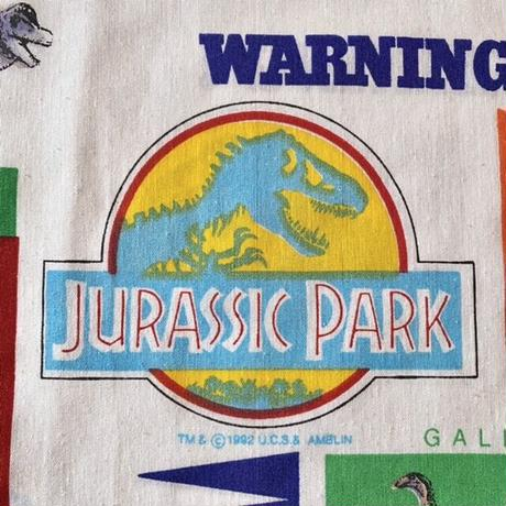 JURASSIC PARK Pillow Case/ジュラシックパーク ピローケース/211013-3