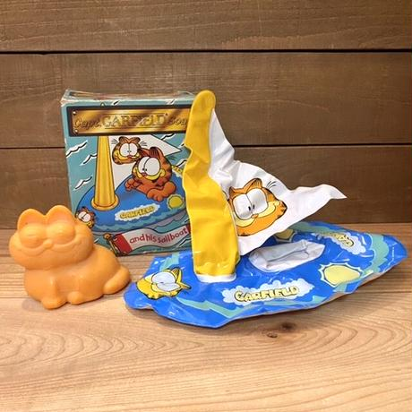 GARFIELD Soap & Sailboat/ガーフィールド 石鹸&ボート/210910−5