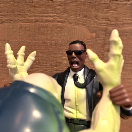MIB Body-Slam Jay vs Alien Perp Figure/メンインブラック ボディスラム・ジェイ VS エイリアン・パープ フィギュア/190622-5