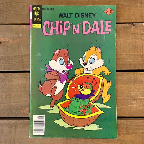 Disney Chip 'n Dale Comics/ディズニー チップとデール コミック/190617-16