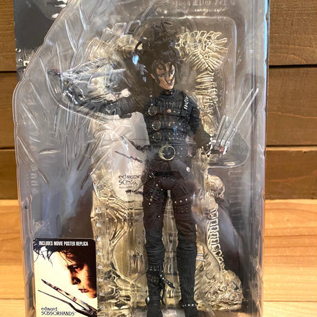 edward SCISSORHANDS Scissorhands Figure/シザーハンズ フィギュア/200115-3