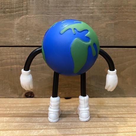 UNIVERSAL STUDIOS Universal Globe Bendable Figure/ユニバーサルスタジオ ユニバーサルグローブ ベンダブルフィギュア/210510−3
