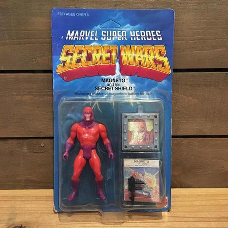 X-MEN Secret Wars Magneto Figure/X-MEN シークレットウォーズ マグニートー フィギュア/180913-7