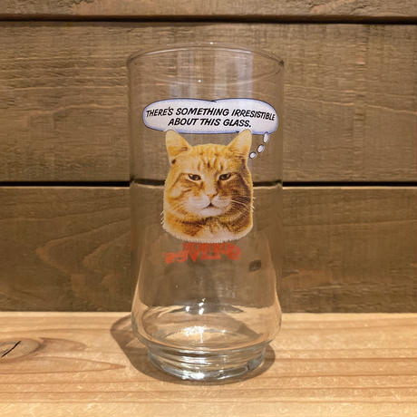 9-Lives Morris the Cat Glass/9ライブズ モリス グラス/191126-7