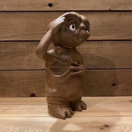 E.T. Bootleg E.T. Ceramic  Figurine/E.T. ブートレグ・E.T. セラミックフィギュア/201218-13