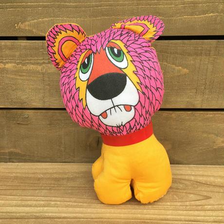 Lion Cloth Doll/ライオン クロスドール/170619-3