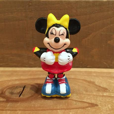 Disney Minnie Mouse PVC Figure/ディズニー ミニー・マウス PVCフィギュア/190208-11