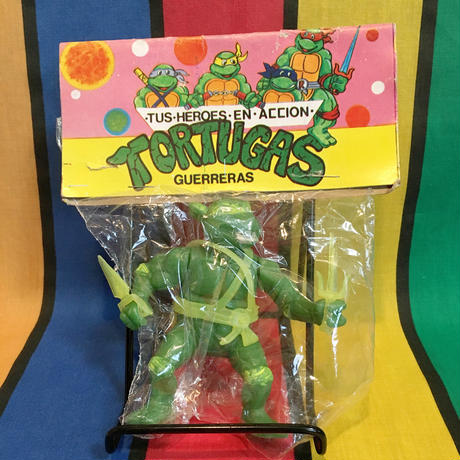 TURTLES Bootleg Turtles/タートルズ ブートレグタートルズ フィギュア/160602-1