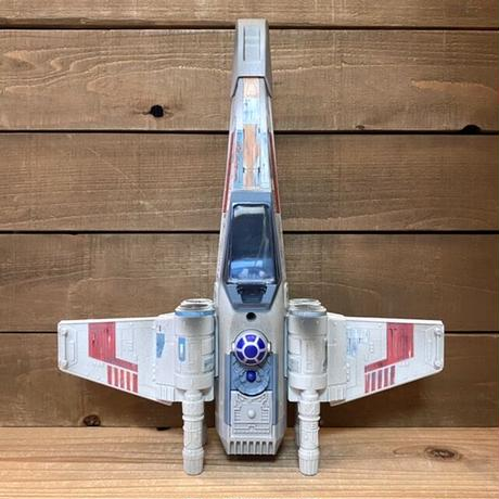 STAR WARS Electronic X-Wing Fighter Vehicle/スターウォーズ エレクトロニック X-ウィングファイター ビークル/210319-1