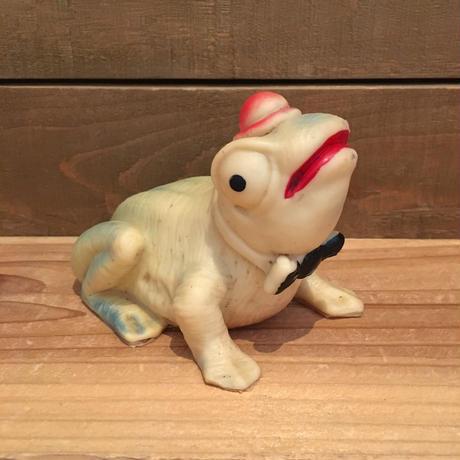 Frog Squeaky Toy/カエル スクアーキートイ/190803-5