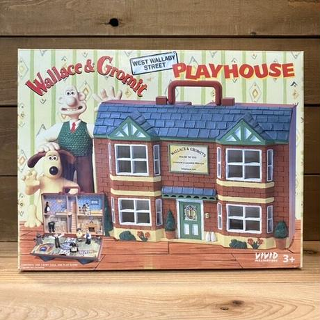 Wallece & Gromit Playhouse Set/ウォレスとグルミット プレイセット/211011-8
