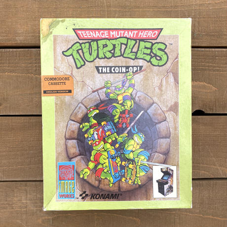 TURTLES The Coin-Op! Game/タートルズ ザ・コインアップ! ゲーム/191231-14