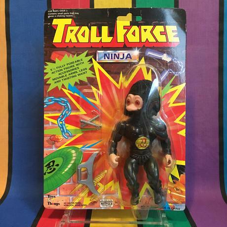 TROLL FORCE Ninja Heroes/トロールフォース ニンジャヒーロー フィギュア/160513-5