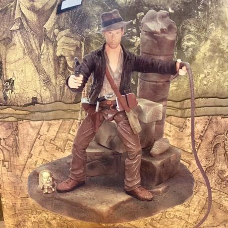 INDIANA JONES Indiana Jones Figure/インディ・ジョーンズ フィギュア/210403-11