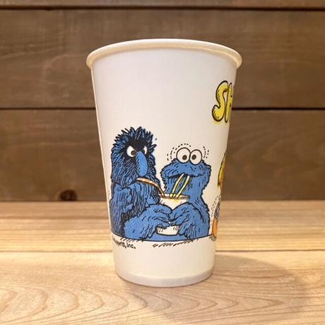 SESAME STREET Paper Cups/セサミストリート ペーパーカップ/210519−9