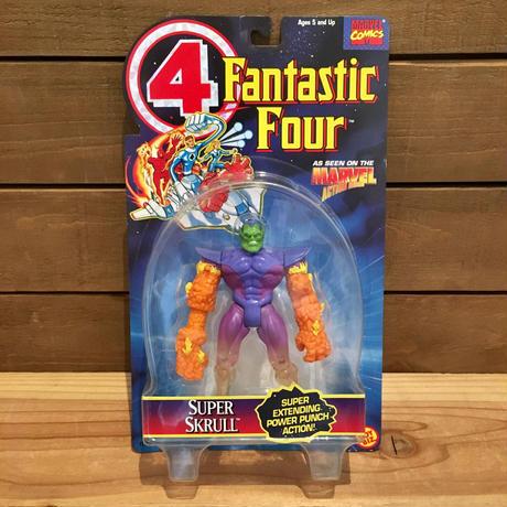 Fantastic Four Super Skrull Figure/ファンタスティックフォー スーパー・スクラル フィギュア/190627-8