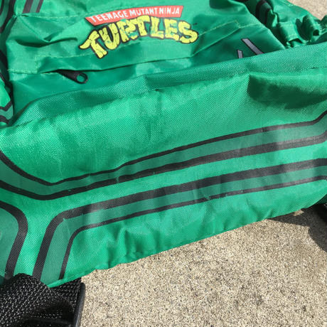 TURTLES Back Pack/タートルズ バックパック/190208-29