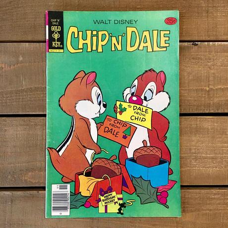 Disney Chip 'n Dale Comics/ディズニー チップとデール コミック/190617-15