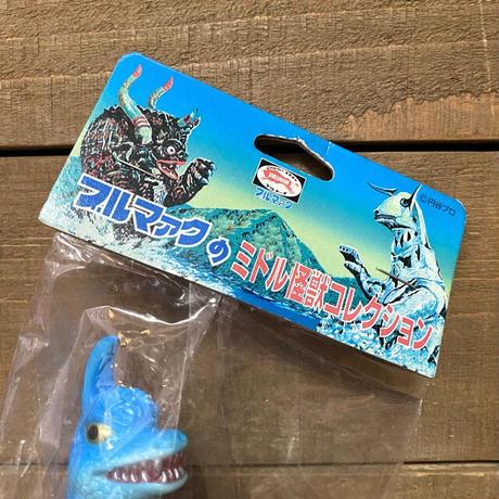 ブルマァクの怪獣 アーストロン ミドルサイズ ソフビ/210610-3