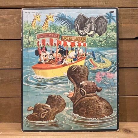 Disney Disneyland Frame Tray Puzzle/ディズニー ディズニーランド フレームトレイパズル/201121-4