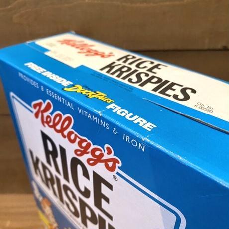 Kellogg's Rice Krispies Cereal Box/ケロッグ ライスクリスピーズ シリアルボックス/210123−1