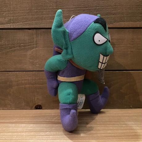 SPIDER-MAN Green Goblin Plush Doll/スパイダーマン グリーンゴブリン ぬいぐるみ/210912-15
