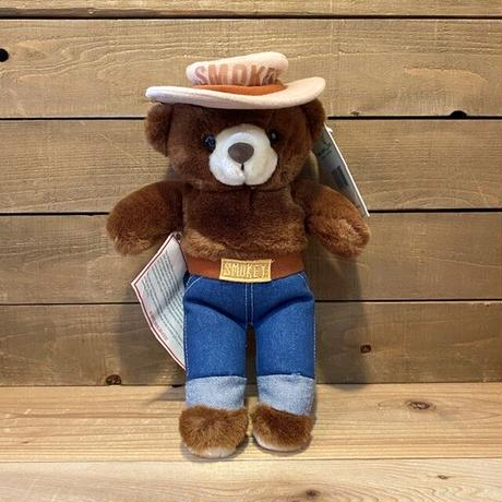 SMOKEY BEAR Smokey Bear Plush Doll/スモーキーベア ぬいぐるみ/200914-1