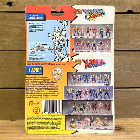 X-MEN  Cable (4th) Figure/X-MEN ケーブル (4期) フィギュア/200508-2