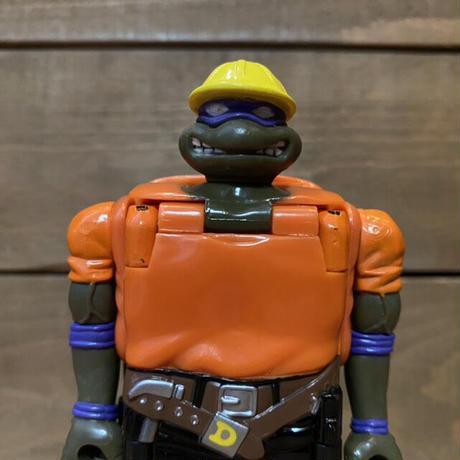 TURTLES Construction Mutation Don Figure/タートルズ マシンミューテーション・ドナテロ フィギュア/210718-1