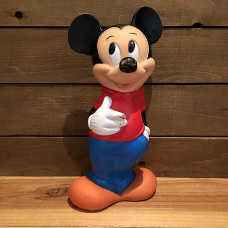 Disney Mickey Mouse Coin Bank/ディズニー ミッキー・マウス コインバンク/190717-4