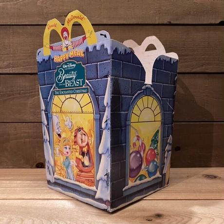 McDonald's Happy Meal Box/マクドナルド ハッピーミールボックス/210912-1