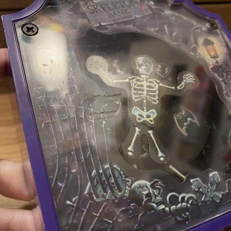 Dancing Skeleton Coin Bank/ダンシングスケルトン コインバンク/210222-5
