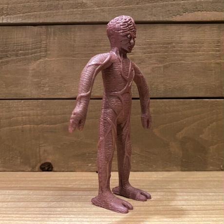 UFO FILE? Alien Bendable Figure/UFOファイル? エイリアン ベンダブルフィギュア/210716-7