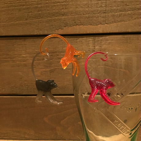 Plastic Monkey Glass Accessories/プラスチックモンキー グラスアクセサリー(バラ売り)/190912-1