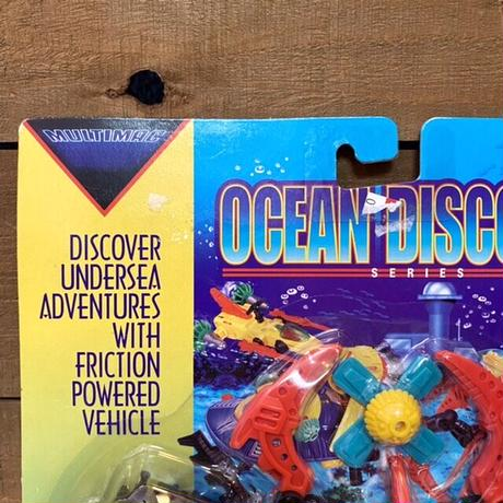 OCEAN DISCOVERY Octopathfinder Figure/オーシャンディスカバリー オクトパスファインダー フィギュア/210413−19
