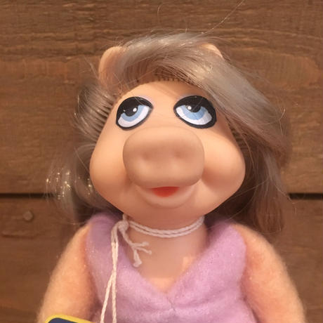 THE MUPPETS Beanbag Muppet Miss Piggy/マペッツ ビーンバッグマペット ミスピギー/190613-6
