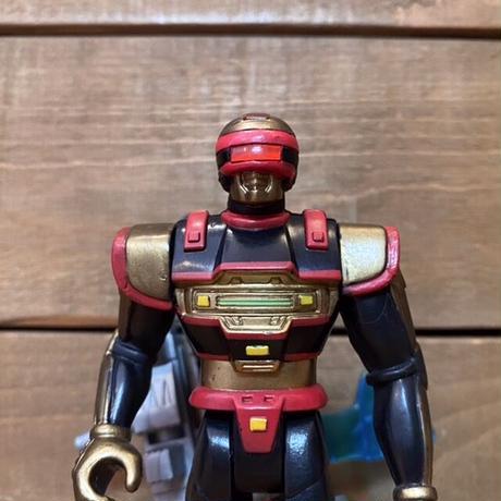 VR TROOPERS Turbo-Tech J.B. Reese Figure/VRトルーパー ターボテック・J.B.リース フィギュア/210330−5