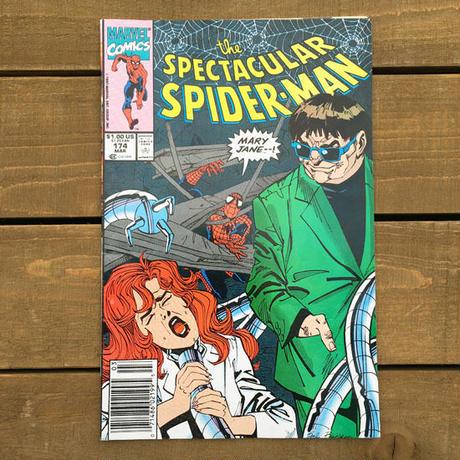 SPIDER-MAN Spider-man Comics 1991.Mar.174/スパイダーマン コミック 1991年3月174号/190705-3