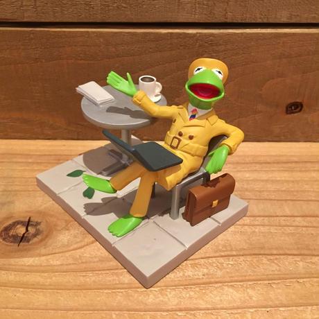 THE MUPPETS Kermit Poliresin Figure/マペッツ カーミット ポリレジンフィギュア/190412-6
