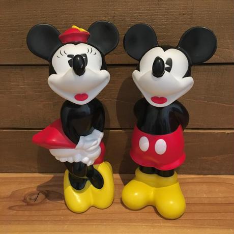 Disney Mickey & Minnie Bath Bottle Set/ディズニー ミッキー & ミニー バスボトル/190822-10