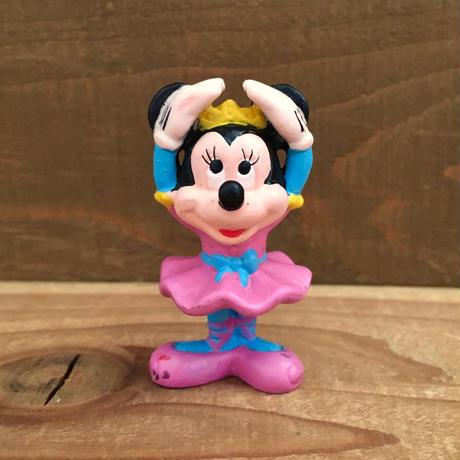 Disney Minnie Mouse PVC Figure/ディズニー ミニー・マウス PVCフィギュア/190208-17