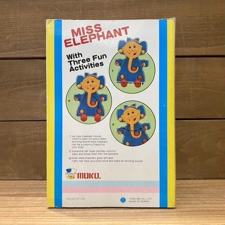 Miss Elephant/ミスエレファント/211011-12