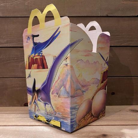 McDonald's Happy Meal Box/マクドナルド ハッピーミールボックス/210912-6