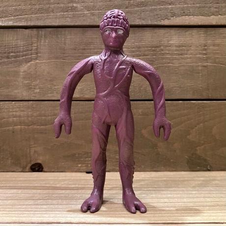 UFO FILE Alien Bendable Figure/UFOファイル エイリアン ベンダブルフィギュア/210716-6