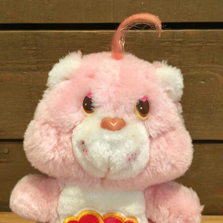 Care Bear Love-a-Lot Bear Mini Plush/ケアベア ラブアロットベア ミニプラッシュ/190610-6