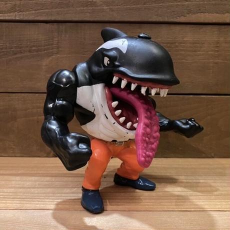 STREET SHARKS Moby Lick Figure/ストリートシャークス モビーリック フィギュア/210715-2
