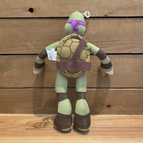 TURTLES Donatello Plush Doll/タートルズ ドナテロ ぬいぐるみ/200318-8