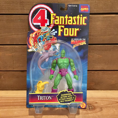 Fantastic Four Triton Figure/ファンタスティックフォー トライトン フィギュア/190627-3