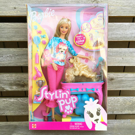 Barbie Stylin' Pop Barbie/バービー スタイリンパップ・バービー/180419-12