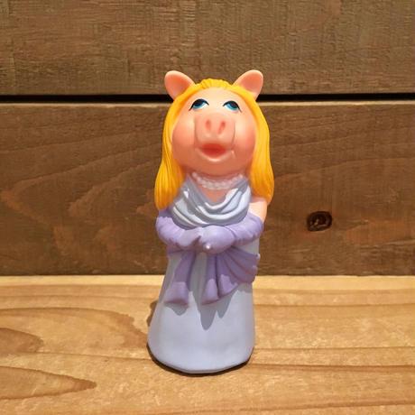 THE MUPPETS Miss Piggy Stick Puppet Figure/マペッツ ミスピギー スティックパペット フィギュア/190913-1